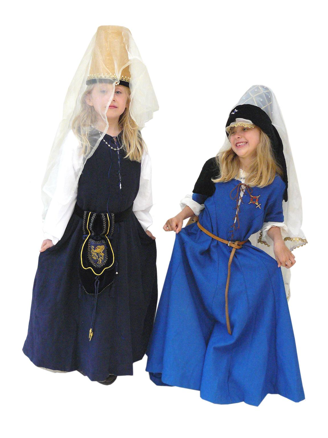 Medieval Costume  Happening History-2719