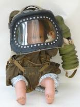 WW2 Baby gas hood