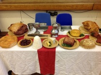 Feast food, KS3