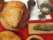 Feast food - KS3 Medieval Life