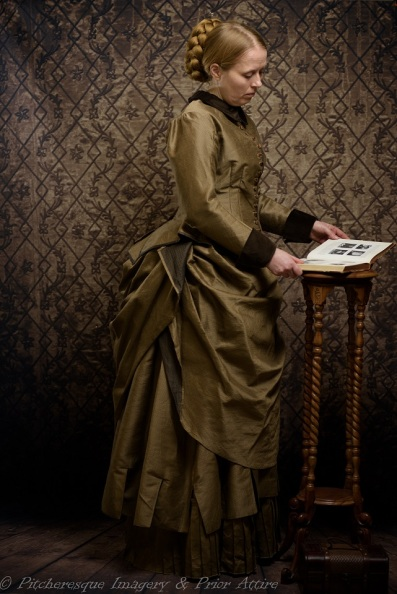 Victorian outfit 4