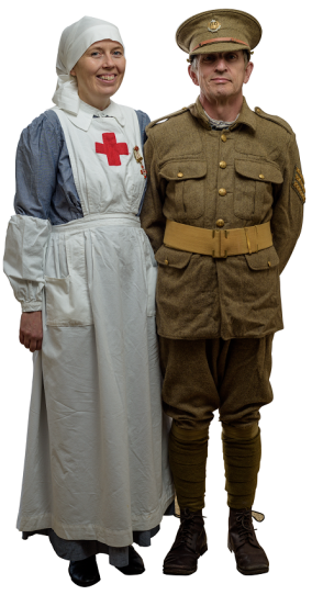 ww1-nurse-soldier