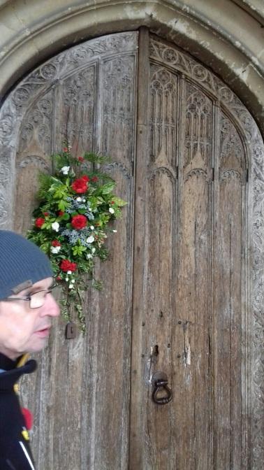St Gregs door